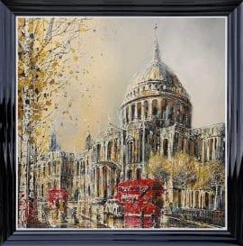 St Pauls Original by Nigel Cooke