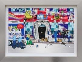 Downing Street by Dylan Izaak