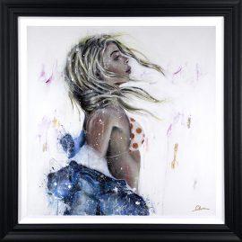 Star Gazing Resin Edition by Carly Ashdown