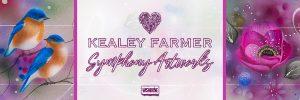 New Spring Release by Popular Artist Kealey Farmer