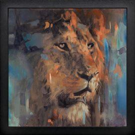 Panthera Leo by Frank Pretorius