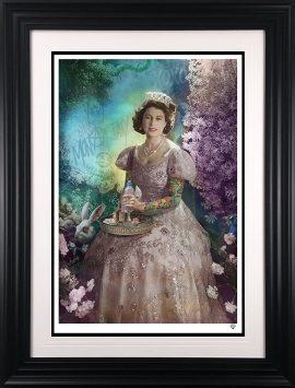 A Liz in Wonderland by JJ Adams