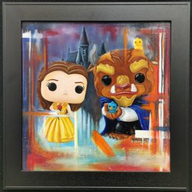 Beauty & The Beast Original by Deborah Cauchi