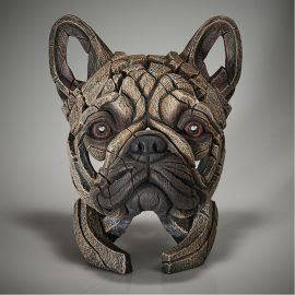 French Bulldog Bust - (Fawn) by Edge Sculpture
