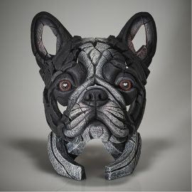 French Bulldog Bust - (Pied) by Edge Sculpture