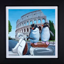 Roman Holiday by Steve Tandy