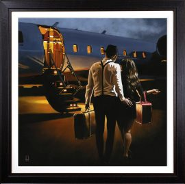 Let's Elope .... (Canvas Edition) by Richard Blunt
