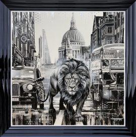 City Guardian by Ben Jeffery
