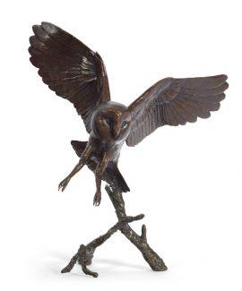 Nocturne (Owl) by Michael Simpson
