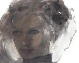 Mid-Winter by Christine Comyn