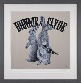 Bunnie & Clyde by Dean Martin