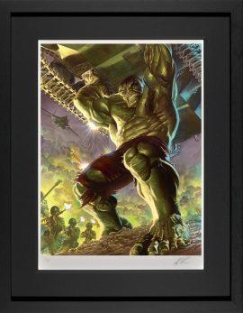 Immortal Hulk by Alex Ross