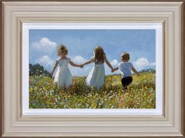 Friendship in the Meadow by Sherree Valentine Daines