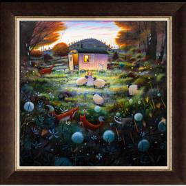 A Midsummer Night's Dream by Ryder