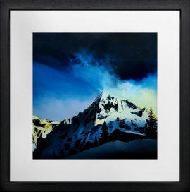 Deep River Mountain Original by Richard King