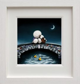 Watching The World Go By by Doug Hyde