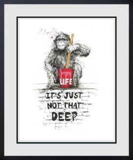 Life It's Just Not That Deep by Scott Tetlow
