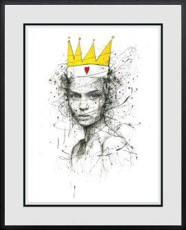 Queen of Arts by Scott Tetlow