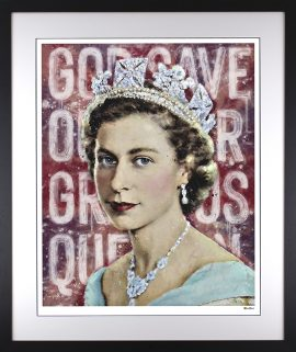 Our Gracious Queen by Monica Vincent