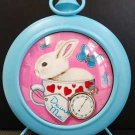 Alice's Tea Time Treats Original by Marie Louise Wrightson