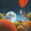 Fly Me To The Moon by Dale Bowen