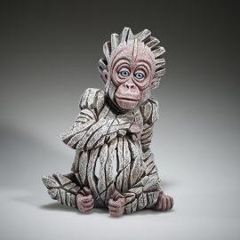 Baby Orangutan - Alba by Edge Sculpture